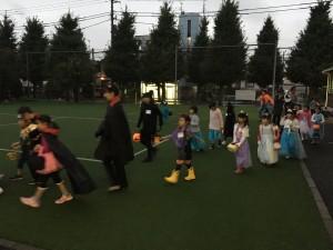 ハロウィンパーティー10.16④